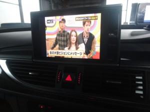 4,3 AUDI A6 TV,RS6グリル (5)