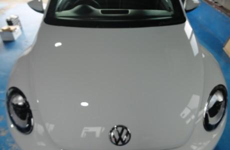 VW THE BEETLE ザ・ビートル ボディコーティング