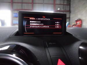 10,23 AUDI A1 CCS,TVキャンセラー (11)