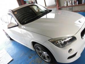 10,30 BMW X1 レイヤードサウンド (1)