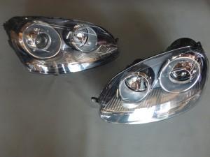 9,15 GOLF5 ヘッドライト (2)