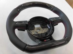 5,8 AUDI RS5 カーボンパドル (3)