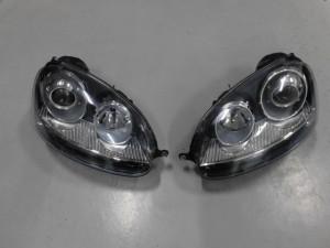 7,19 VW GOLF5 GTI ヘッドライト (4)