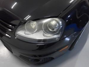 7,19 VW GOLF5 GTI ヘッドライト (2)