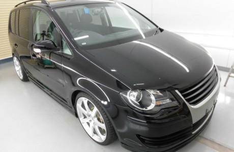 VW TOURAN トゥーラン ボディコーティング施工