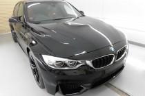 BMW F80 M3 ボディコーティング&ブレーキパッド&ドラレコ&レーダー探知機取り付け♪