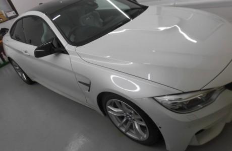 BMW F32 M4 ETON スピーカー装着!!