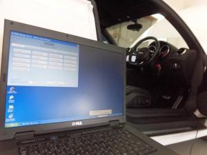 5,28 AUDI TT 8J TTSヘッドライト (4)