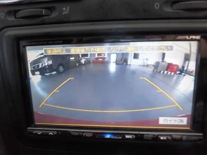 5,29 GOLF5 バックカメラ (5)