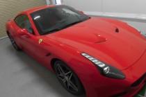 Ferrari フェラーリ カリフォルニアT ルーフラッピング!!