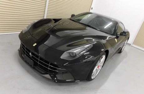 フェラーリ Ferrari F12 ベルリネッタ ボディコーティング施工!!