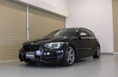 BMW F20 M135i ボディコーティング&ARMYTRIX マフラー&KW Ver3 装着!!