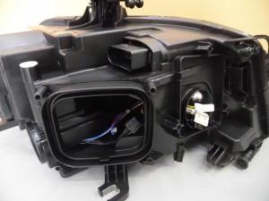 7,1 AUDI A4 B8 ヘッドライト (2)