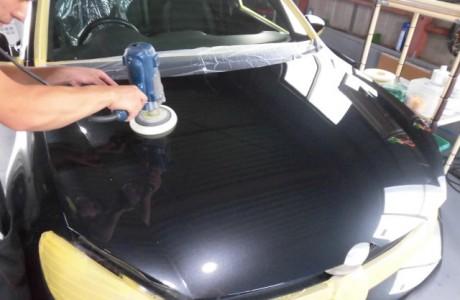 VW GOLF6 GTI EDITION 35 ボディコーティング施工!!
