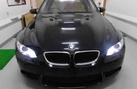 BMW E90 M3 BELLOF HID&LEDリング&レイヤード装着!!