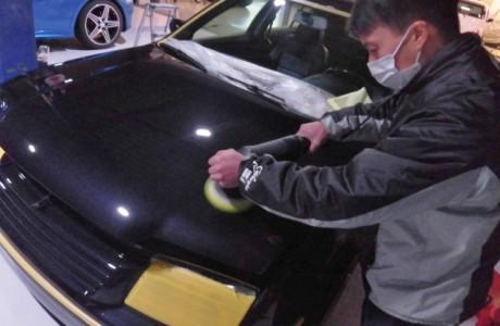 VW BORA V6 4MOTION ボディコーティング施工!!