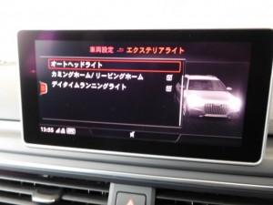2017 2,16 AUDI A4 8W デイライト (4)