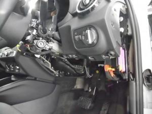 2017 2,23 AUDI A1 XPEL,エンジンスターター (3)
