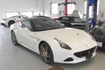 フェラーリ Ferrari カリフォルニアT ボディコーティング&ボディラッピング施工!!