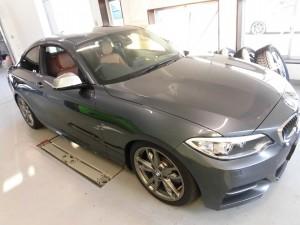 2017 7,21 BMW F22 M235I VOSSEN (1)