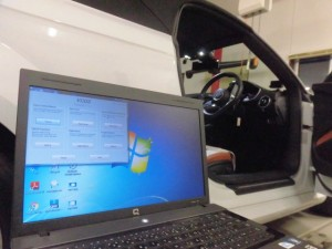 8,29 AUDI TT 8S LEDロゴカーテシランプ (4)
