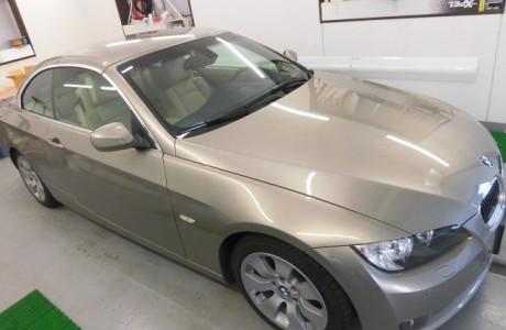 BMW E92 335i カブリオレ BREX ドライブレコーダー BCC510取り付け♪