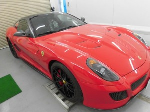 Ferrari 599 gto xpel (1)