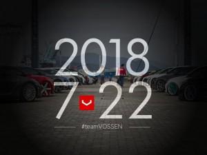 2018 VOSSEN ミーティング