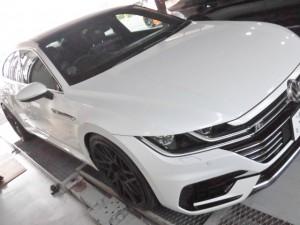 2018 4,21 VW アルテオン アンビエントライト (1)