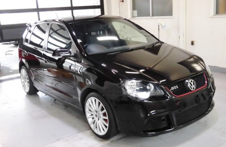 VW POLO 9N GTI CUP EDITION ボディコーティング施工!!