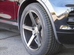 2018 VW トウアレグ VOSSEN CV3 (8)