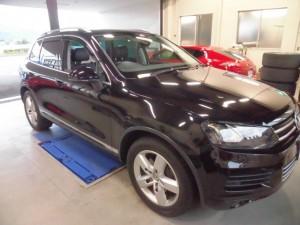 2018 VW トウアレグ VOSSEN CV3 (1)