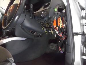 2018 9,23 AUDI A4 エンジンスターター (4)