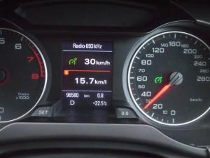 2018 9,23 AUDI A4 エンジンスターター (7)