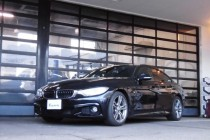 BMW F36 420i xdrive gran coupe H&R ダウンサスペンション取り付け!!