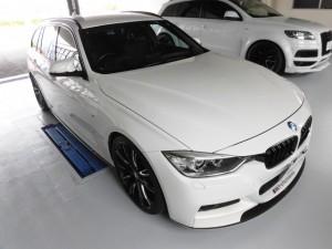2019 5,12 BMW F31 BREX コードファントムEX (1)