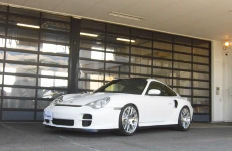 PORSCHE ポルシェ 996(911)ターボS KW Ver3装着!!