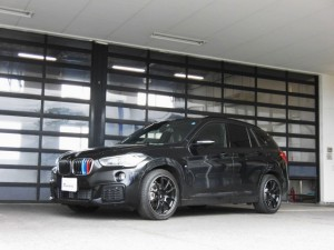 2019 7,11 BMW X1 H&R (5)