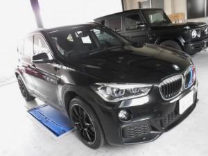 2019 7,11 BMW X1 H&R (1)