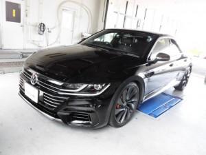 2019 8,12 VW ARTEON VOSSEN VPS314T (1)