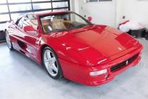 フェラーリ Ferrari F355 ベルリネッタ ボディコーティング施工!!