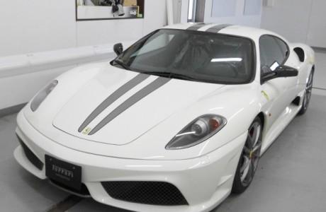 Ferrari フェラーリ F430 スクーデリア XPEL ペイントプロテクションフィルム施工!!