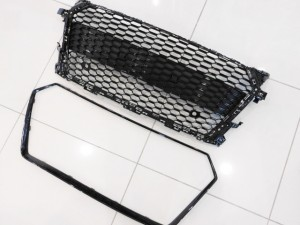 2019 10.11 AUDI TT 8S RS グリル (5)