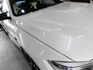 2019 10,11 BMW M4 コーティング (5)