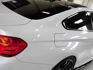 2019 10,11 BMW M4 コーティング (6)