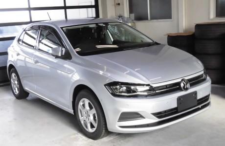 VW New ポロ POLO (AW1) 2019Yエンジンスターター&ボディコーティング施工&XPEL ヘッドライトプロテクションフィルム施工!!
