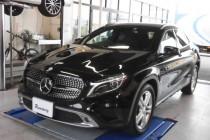 MercedesBenz メルセデスベンツ GLA250 ダイヤモンドフロントグリル取り付け!!