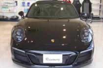 PORSCHE ポルシェ 991.2 タルガ4 GTS RECARO レカロ スポーツスター CL210H取り付け!!