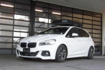 BMW F45 218i アクティブツアラー KW Ver3 取り付け!!