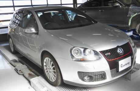 VW ゴルフⅤ GOLF5 GTI オカダプロジェクト プラズマダイレクト&プラク交換!!